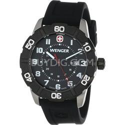 Men's Roadster Sport Watch - Black