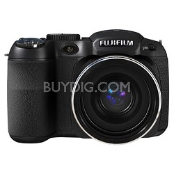 FinePix S1800 18x Wide Angle Zoom 12 MP Digital Camera