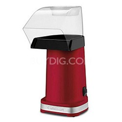 CPM-100 EasyPop Hot Air Popcorn Maker (Red)