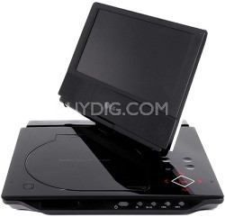 DP781 - Portable DVD Player w/ 8-inch LCD Display -  OPEN BOX