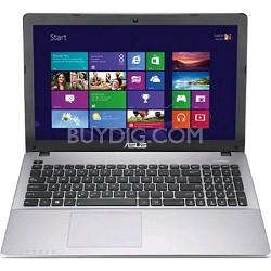 """15.6"""" X550LA-DH71 HD Notebook PC - Intel Core i7-4500U Processor - OPEN BOX"""