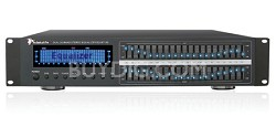 Pro Dual 20 Band Graphic Equalizer (Black)