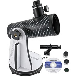 21024-A - FirstScope Telescope with Accessory Kit