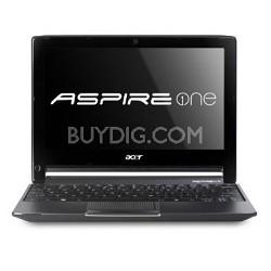 Aspire AO533-23227 10.1-Inch Netbook  - Glossy Black Intel Atom N475