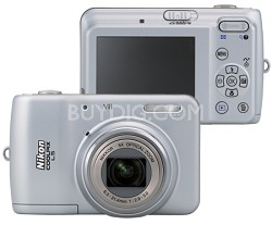 Coolpix L5 7.2MP Digital Camera