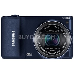 WB800F 16.3 MP Smart Camera with Built-in Wi-Fi - Black - OPEN BOX