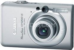 Powershot SD1200 IS 10MP Digital ELPH Camera (Silver)