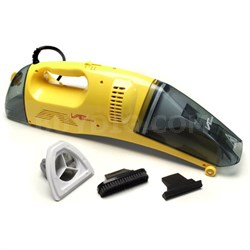 Hand Held Wet and Dry Steam Cleaner and Vacuum Combo (MR-50) - OPEN BOX
