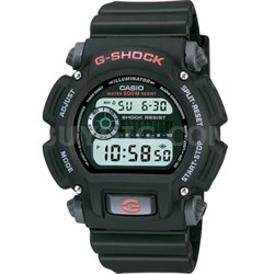 G Shock Mens Watch Black