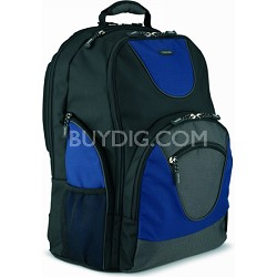 "Extreme Backpack for Notebooks up to 18"" (PA1500U-1BS8) - Black/Blue"