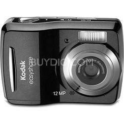 EasyShare C1505 12MP 5x Zoom 2.4 inch LCD Black Digital Camera