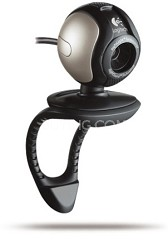 QuickCam Communicate STX Video Webcam & Microphone for PC or Laptop
