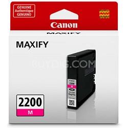 MAXIFY PGI-2200 Magenta Pigment Ink Tank