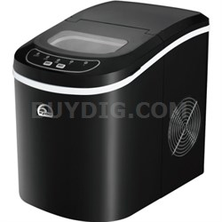 Compact Ice Maker - ICE101 Black