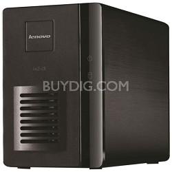 StorCenter ix2 (NAS) Network Storage 4 TB HDD (2 x 2 TB) - Marvell 3282 1.60 GHz