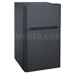 Igloo 3.2 Cu Ft 2 Door Fridge