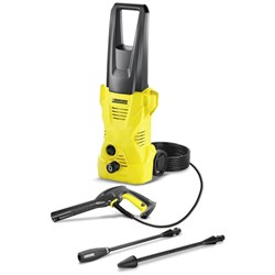 K2 Plus 1600 PSI 1.25 GPM Electric Power Pressure Washer - OPEN BOX