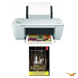 Deskjet 2540 Wireless Color Photo Printer with Photoshop Lightroom 5 MAC/PC