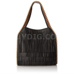Gracie Shoulder Bag (Black)