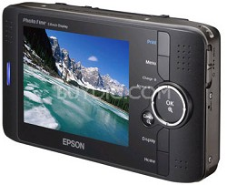 "P-4000 Multimedia Storage Viewer w/80GB Hard Drive and 3.8"" LCD"