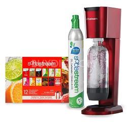 GENESIS Bundle Kit - Red + flavor 12 pack