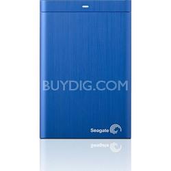 Backup Plus 1 TB USB 3.0 Portable External Hard Drive STBU1000102(Blue)