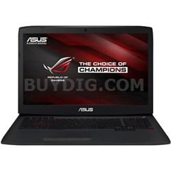 ROG G751JT-CH71 17.3-Inch Intel Core i7-4710HQ 2.5 GHz Laptop (Black) - OPEN BOX