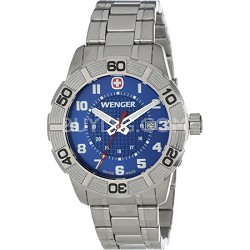 Men's Roadster Sport Watch - Stainless Steel/Blue
