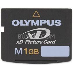 M1Gig xD Memory Card