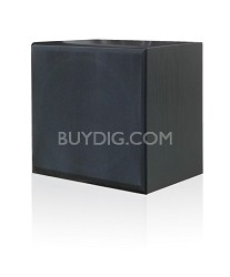 "SW1201 Powered 12"" Subwoofer  Black"