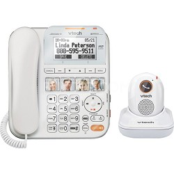 SN1197 CareLine Corded Answering System with Pendant