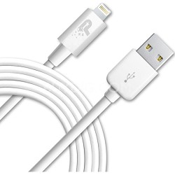6 inch Lighting Cable (PCALC6INWH) - White