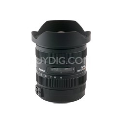 AF 12-24mm F4.5-5.6 II DG HSM for Canon EOS