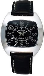 705BK Ladies Big Croc Leather Watch