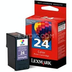 #24 Color Print Cartridge