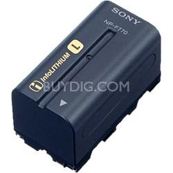 NPF770 - InfoLithium L Series Battery