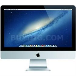 """All-in-One iMac 21.5"""" Intel Core i3 3.1GHz, 2GB Ram, 250GB HDD - REFURBISHED"""