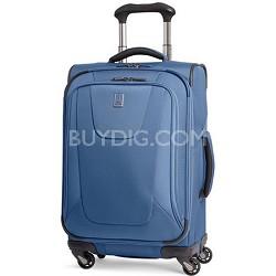 "Maxlite3 21"" Blue Expandable Spinner Luggage"