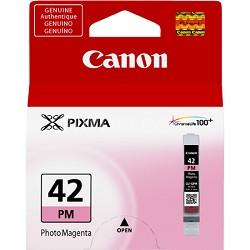 CLI-42 Photo Magenta ChromaLife 100+ Individual Ink Catridge for PIXMA PRO 100