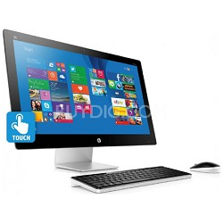 "Pavilion 27-n010 27"" Intel Core i5-4460T All-in-One Desktop PC"