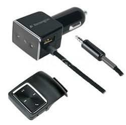 LiquidAUX Bluetooth Car Kit (33428)