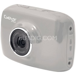 High-Definition Action Camera, 720p Wide-Angle Camcorder With 2.0 Screen- Silver
