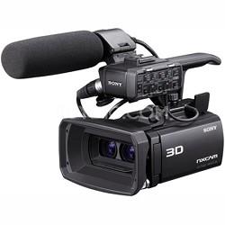 HXR-NX3D1U - NXCAM 3D Compact Camcorder