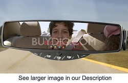 Rearview Mirror Wireless Bluetooth Speakerphone