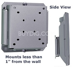 "Flat Smart Mount  for 10"" to 24"" LCDs (Silver) - OPEN BOX"