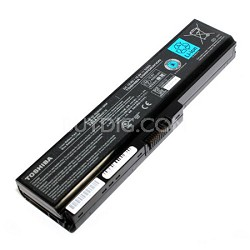 Primary 6-Cell Li-Ion Battery Pack (PA3635U-1BRM) OPEN BOX