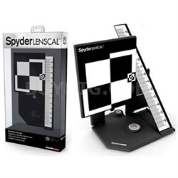 SpyderLensCal Autofocus Calibration Aid - SLC100