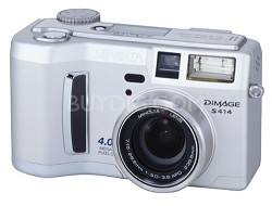 Dimage S414 Digital Camera
