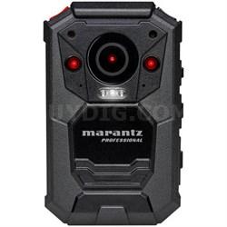 Professional Grade Bodycam Wearable Body Video Camera w/ GPS (PMD-901V)