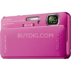Cyber-shot DSC-TX10 Pink Digital Camera